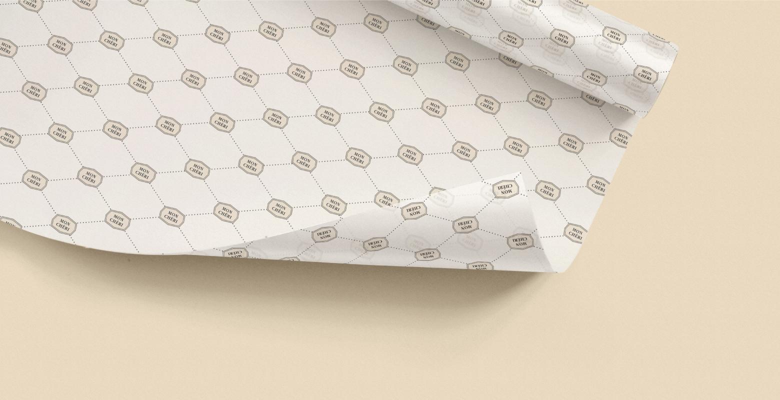 Mon Cheri Wrapping Paper