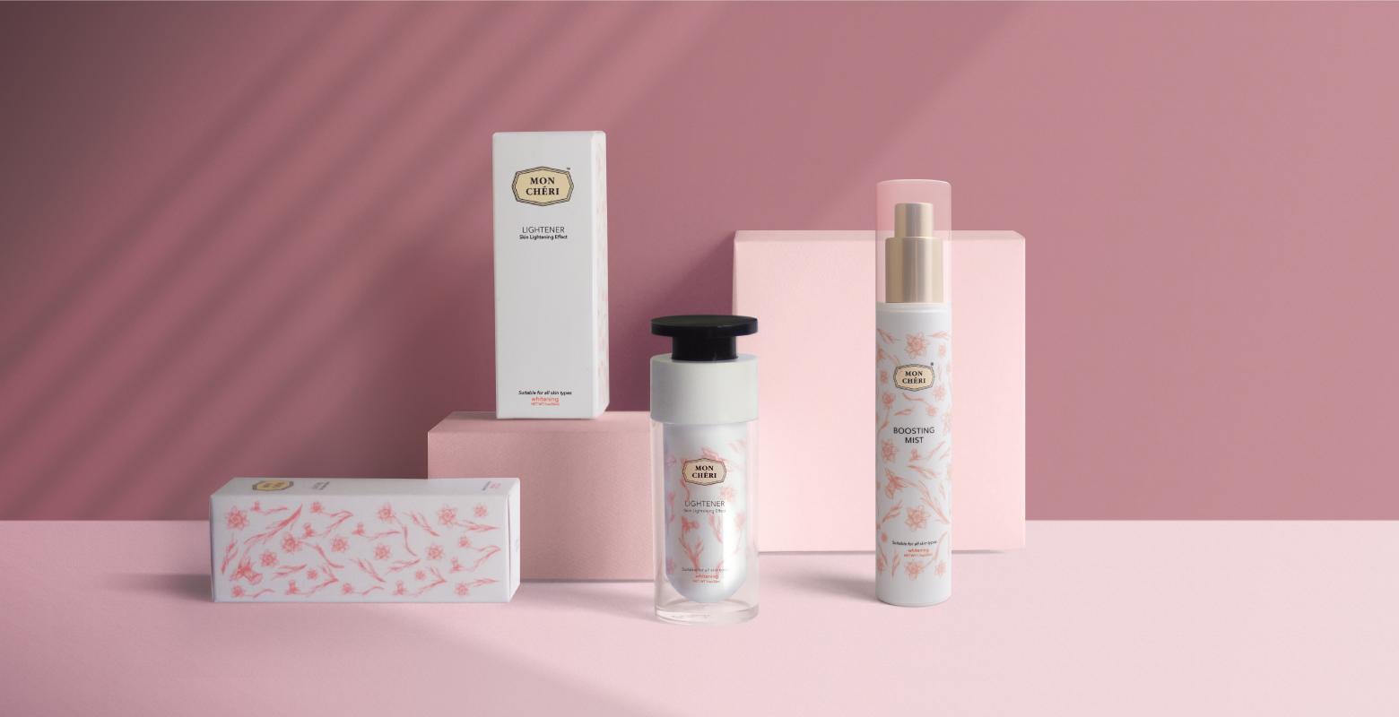 Mon Cheri Lightener Product Photo